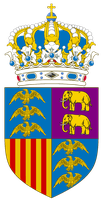 Coat-of-Arms: Kingdom of Arles by iCaramello