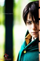 Lance Corporal Rivaille by Yuukicchi