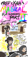 kaia and fred's plot summary 2 by kyuubifred