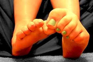 Cute Feet 1 by Lily-Lithium