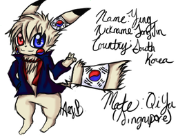 WC: Jong Jin reference by AegiB