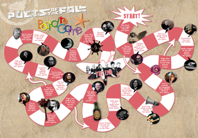Poets of the Fall: The Board Game by Liekkii
