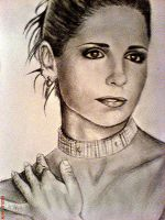 Sarah Michelle Gellar by chanel1oo