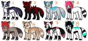cheap adopts CLOSED by naeggi