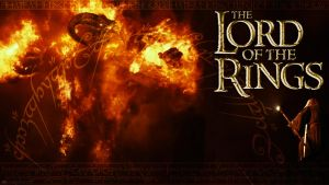 The Lord of the Rings - The Fellowship of the Ring by RamaelK