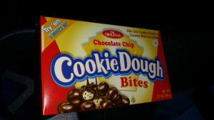 Chocolate Chip Cookie Dough Bites by OtakuDude83