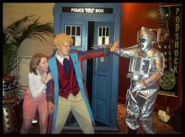 Attack of the Cybermen Redux by eclecticmuse