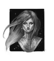DailySketch 01 by MelissaBrouwer