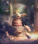 Demiart Birthday by cornacchia-art