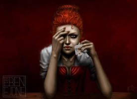 The Red Queen by ebenejdne