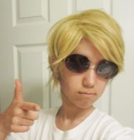 Dave Strider : youre the man by xTSUNNYx