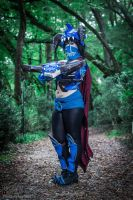 Vayne Cosplay Dragonslayer by AxelTakahashiVIII