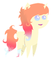 Commission: mini Goopy by ForeshadowART