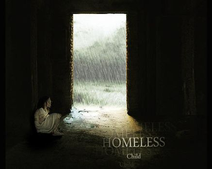 Homeless child by ahmad-Pro