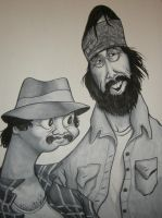 cheech and chong by dobie