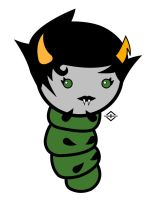 Homestuck Grub Project - Kanaya by TheFandomEdson