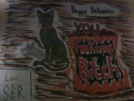 Halloween :p by bree121149