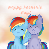 Happy Father's Day! by ChanceyB