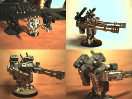 Broadside Collage by tehmace