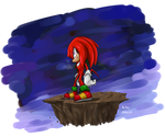 Knuckles Challenge by amberday