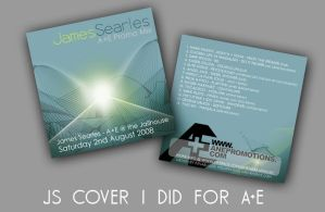 James Cd by Melophonia