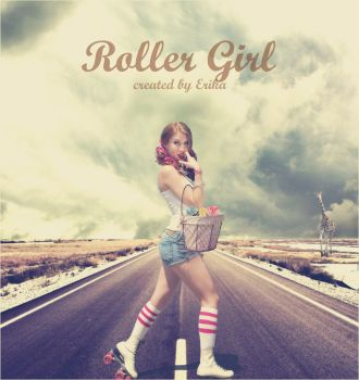 Roller Girl by Doucesse