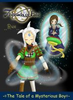 Rue... Threads of fate by AnimeLover536