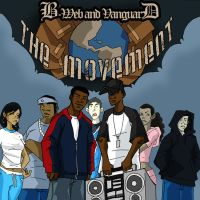 B-Web+Vangaurd - THE MOVEMENT by smackmysterio619