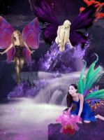 Pixie Water Park by LaColombeDeDeuil