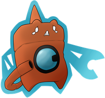 Kame's Electric Collab: Rotom Wash by xIce-Wolf
