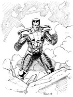 Colossus by tonyperna