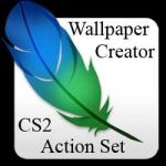 Wallpaper Creation Action Set by trd-productions