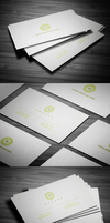 Free Business Card by FlowPixel