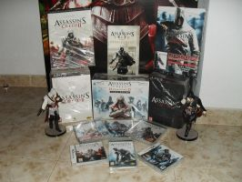 My Assassin's Creed Collection by Shady-Chan