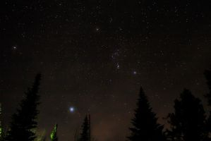 Winter's Orion by VileYonderboy