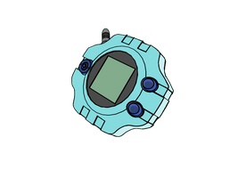 Digivice by silver6162