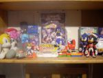 My Sonic the Hedgehog collection pt2 by project-ZDI