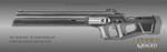 Fictional Firearm: HC-SGR50x Sniper Rifle by CzechBiohazard