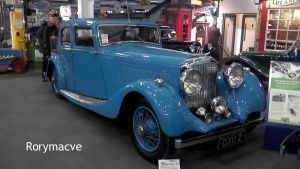 Bentley 4.5 Litre by The-Transport-Guild
