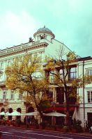 Warsaw 098 tenement house by remigiuszScout
