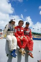 N. Piquet | A. Prost | N. Mansell (Australia 1986) by F1-history