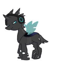 Changeling by Boxpet