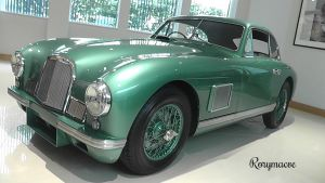 1950 Aston Martin DB2 (Washboard) by The-Transport-Guild