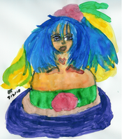 Water Color Challenge by Rhythm-Wily