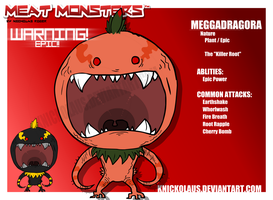 MM EPIC: Meggadragora by The-Knick