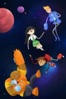 Space fun by Simona018