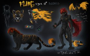Flame reference sheet by Ti-R