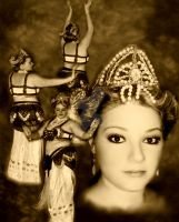 Mata Hari Insperation by ScarlettRoyale
