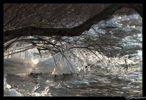 sparkling icefalls ... by MooseBag