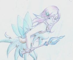 fairy_sage by reinfall